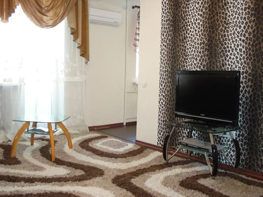 Apartment Lux Apartments on Patrioticheskaya, 55,  Zaporizhia: photo, prices, reviews