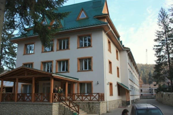 Hotel Vodospad, Yaremche: photo, prices, reviews