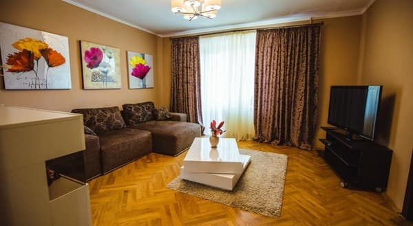 Apartment Quality apartment in a green area, Lviv: photo, prices, reviews