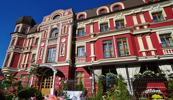 Hotel LaVilia, Kyiv: photo, prices, reviews