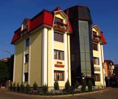 Hotel Senator, Truskavets: photo, prices, reviews