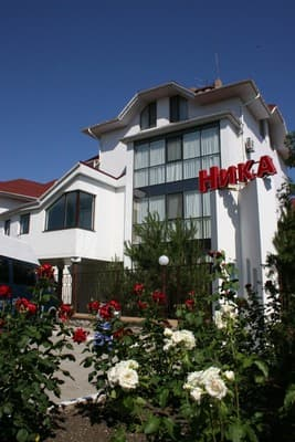 Hotel Nika,  Berdiansk: photo, prices, reviews