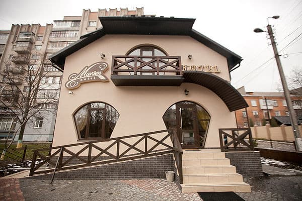 Mini hotel Marsen,  Vinnytsia: photo, prices, reviews