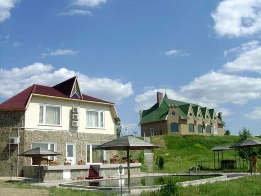 Hotel 7 vetrov, Izium: photo, prices, reviews