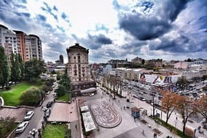 Hotels Kyiv. Hotel Olga Apartments on Khreshchatyk