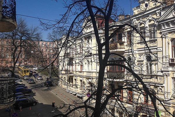 Apartment Olga Apartments on Mala Zhytomyrska, Kyiv: photo, prices, reviews
