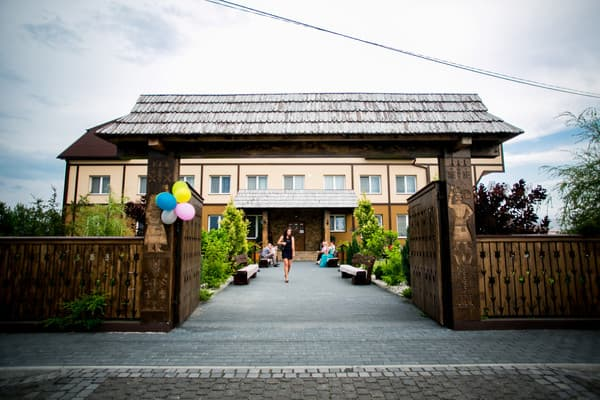 Hotel Tiulpan ,  Khust: photo, prices, reviews