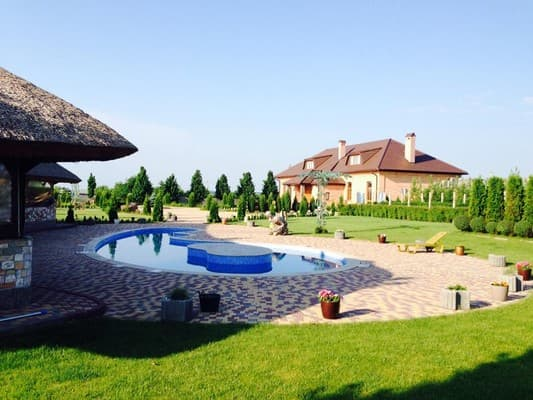 Park Hotel Maietok country club, Kropyvnytskyi: photo, prices, reviews