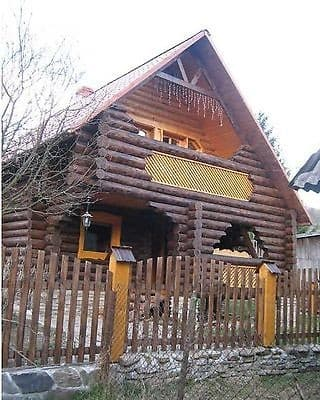 Cottage Smerekova hata Kelechyn village, Mizhhiria: photo, prices, reviews