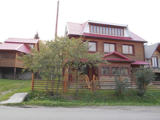 Private estate U Svitlany, Yablunytsia: photo, prices, reviews