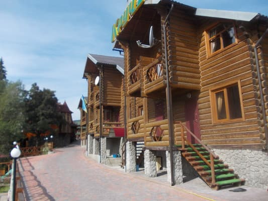 Hotel Krucha, Bukovel: photo, prices, reviews