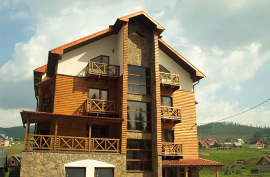 Private estate Pektoral, Bukovel: photo, prices, reviews
