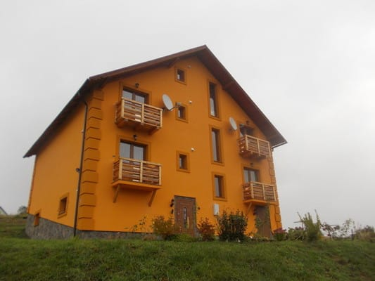 Private estate Zatyshok, Bukovel: photo, prices, reviews