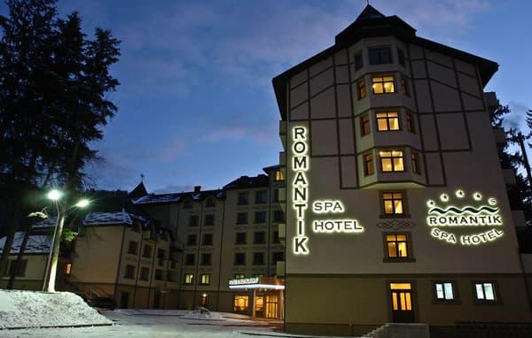 SPA-отель в Карпатах