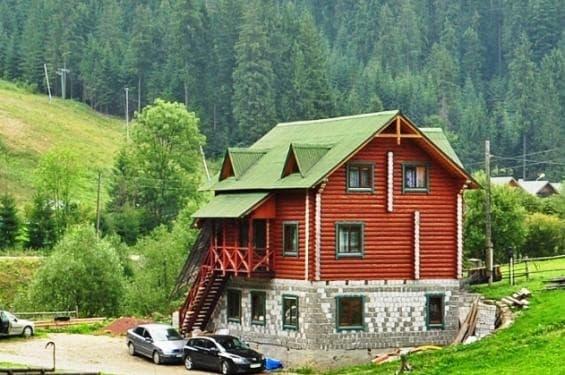готель Ворохта