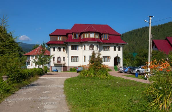 Boarding house Dzherelo, Yaremche: photo, prices, reviews