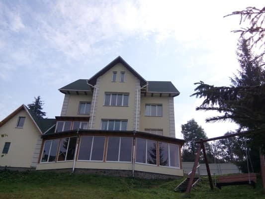 Private estate Hutsulvil, Vorohta: photo, prices, reviews