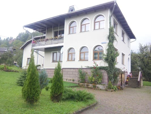 Private estate Kvitka, Yaremche: photo, prices, reviews