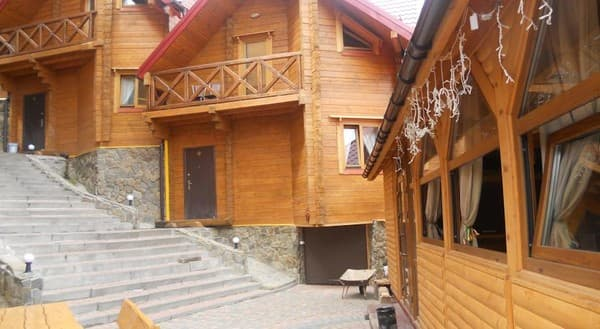 Hotel Vuyko, Yaremche: photo, prices, reviews