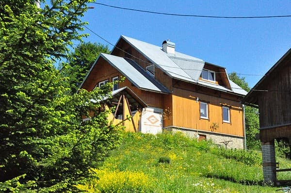 Private estate Tam, gde Trostyan, Slavske: photo, prices, reviews