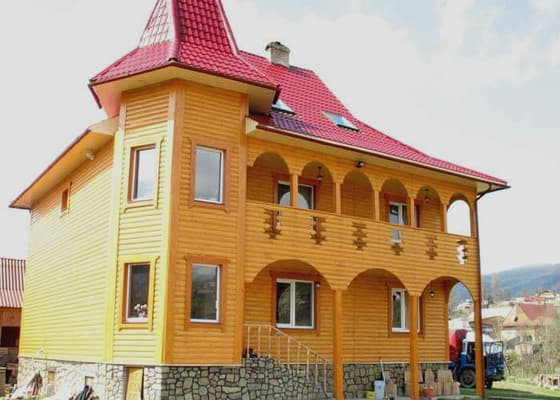 Private estate U Vasiuty, Vorohta: photo, prices, reviews