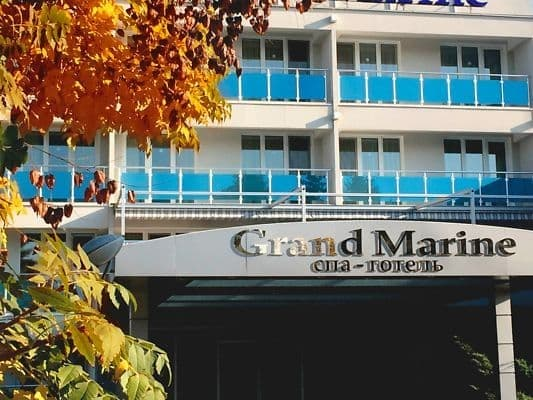 Hotel Grand Marine, Odesa: photo, prices, reviews