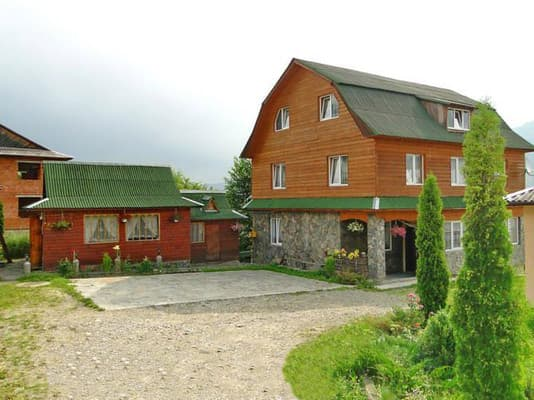 Private estate Zolota rybka, Yaremche: photo, prices, reviews