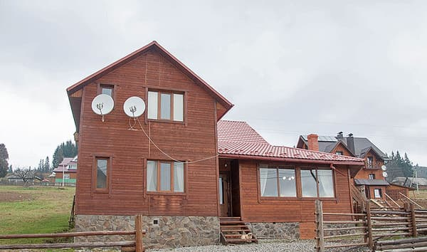 Private estate Karyntia, Bukovel: photo, prices, reviews