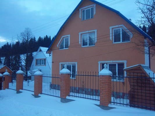 Private estate U Lyudmyly, Podobovets: photo, prices, reviews