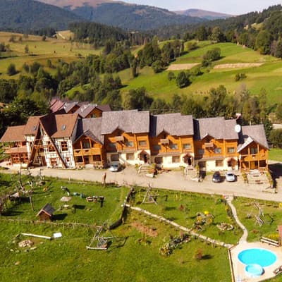 Hotel Eсo-resort Izki, Izky: photo, prices, reviews