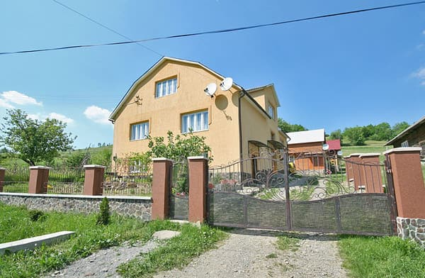 Private estate U Kosa, Pylypets: photo, prices, reviews