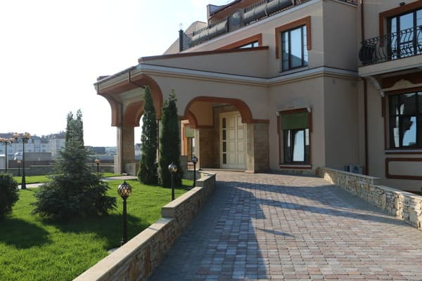 Hotel and restaurant complex Green villa, Boryspil: photo, prices, reviews