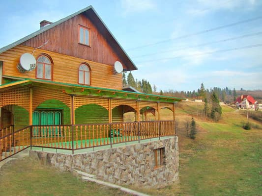 Private estate Sofiya, Slavske: photo, prices, reviews