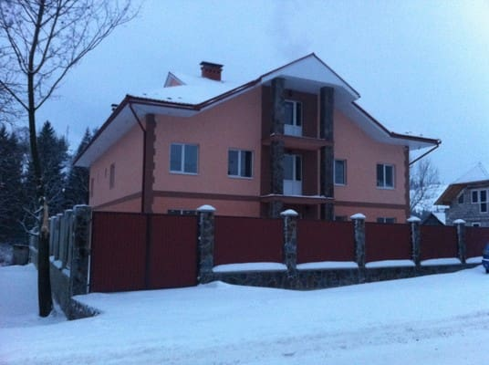 Private estate Svitanok v Karpatah, Izky: photo, prices, reviews