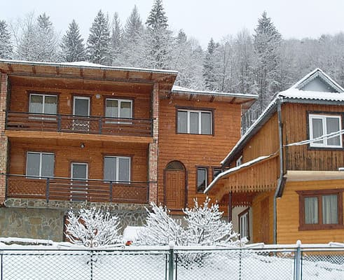 Private estate Drevotsvit , Yaremche: photo, prices, reviews