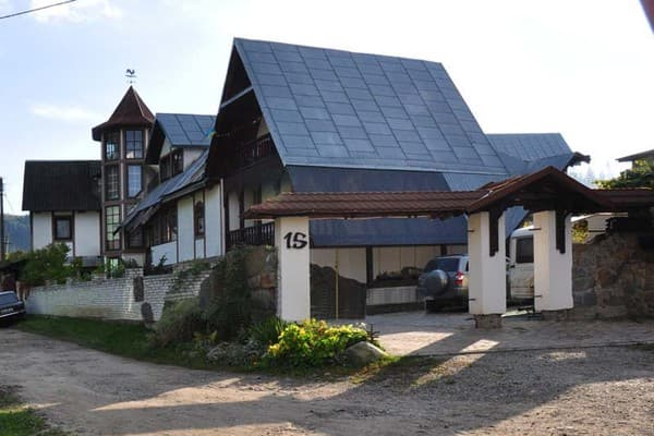 Private estate Anasol, Slavske: photo, prices, reviews