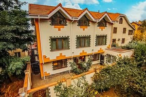 Hotels Odesa. Hotel Monreal'