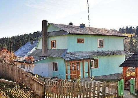 Private estate Kapitanchukiv, Yablunytsia: photo, prices, reviews
