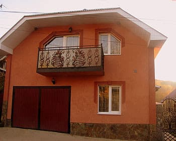 Private estate Edem, Mukachevo: photo, prices, reviews