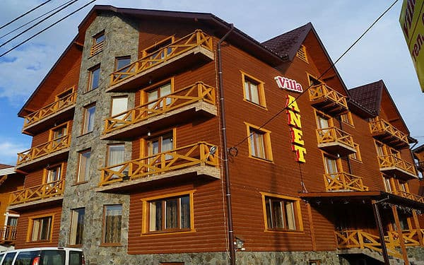 Villa Anet, Bukovel: photo, prices, reviews