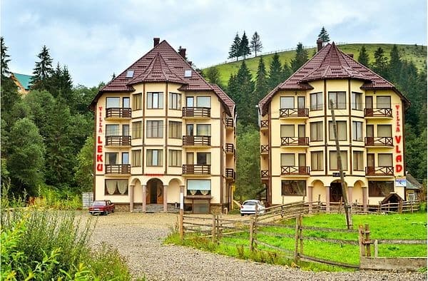 Villa Leku, Bukovel: photo, prices, reviews
