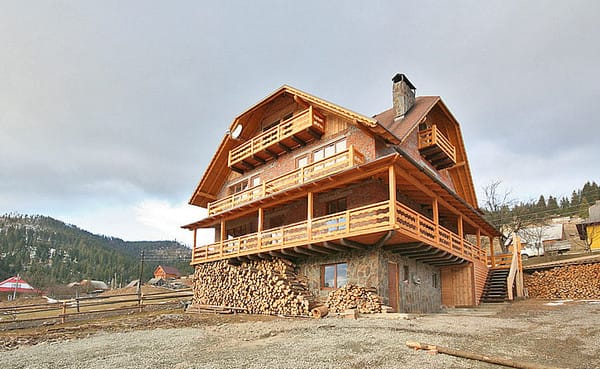 Private estate Bukoven'ky, Bukovel: photo, prices, reviews