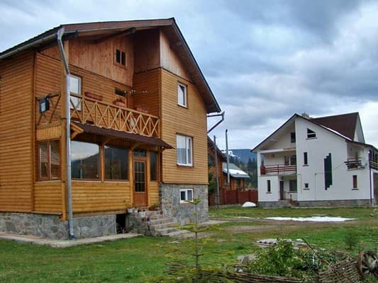 Private estate Ugolok zdorovya, Slavske: photo, prices, reviews