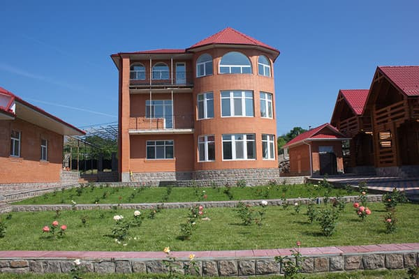 Guest Court Migeya, Pervomaisk: photo, prices, reviews