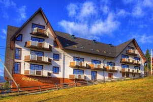 Hotels Bukovel. Hotel F&B SPA RESORT