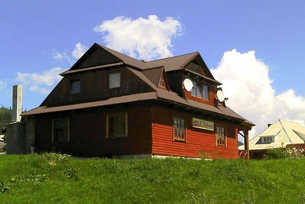 Private estate U Tarasa, Bukovel: photo, prices, reviews