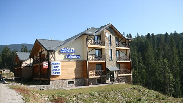 Hotel Magic Karpaty, Bukovel: photo, prices, reviews