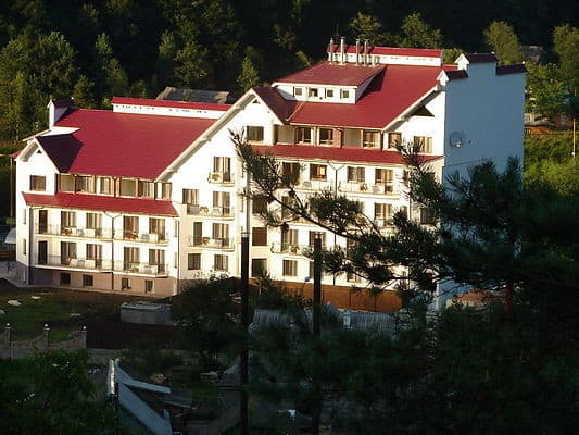 Hotel Stanislavskiy, Yaremche: photo, prices, reviews