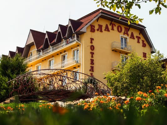 Hotel Blagodat, Shayan: photo, prices, reviews