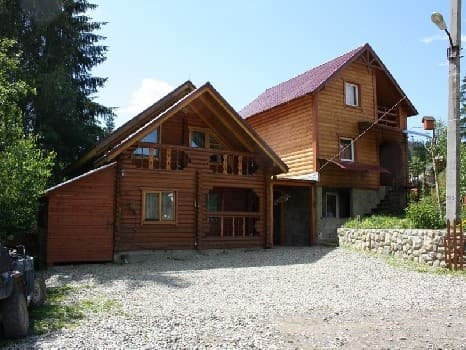 Cottage SVI, Bukovel: photo, prices, reviews